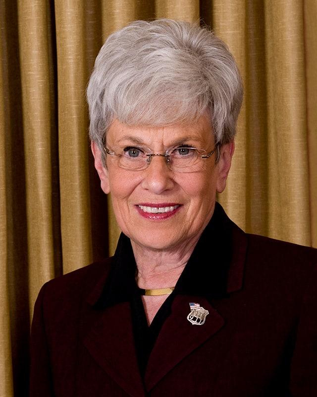 Nancy Wyman, Chair of Connecticut Democratic Party