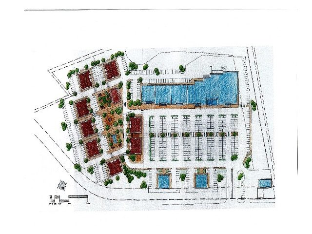 Geisller's Plaza Preliminary Development Plan