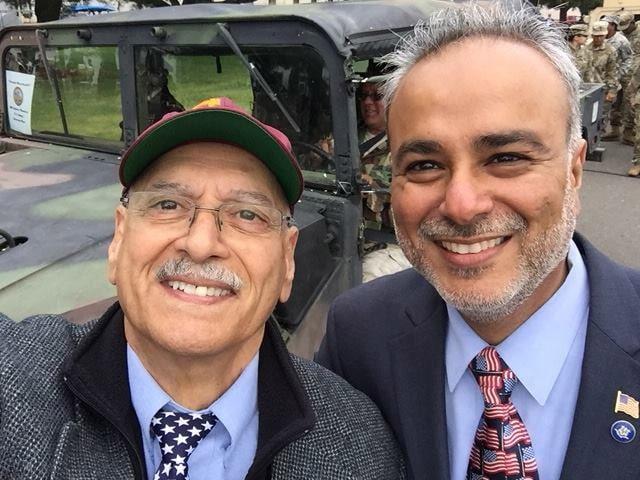 Andy Paterna and Saud Anwar