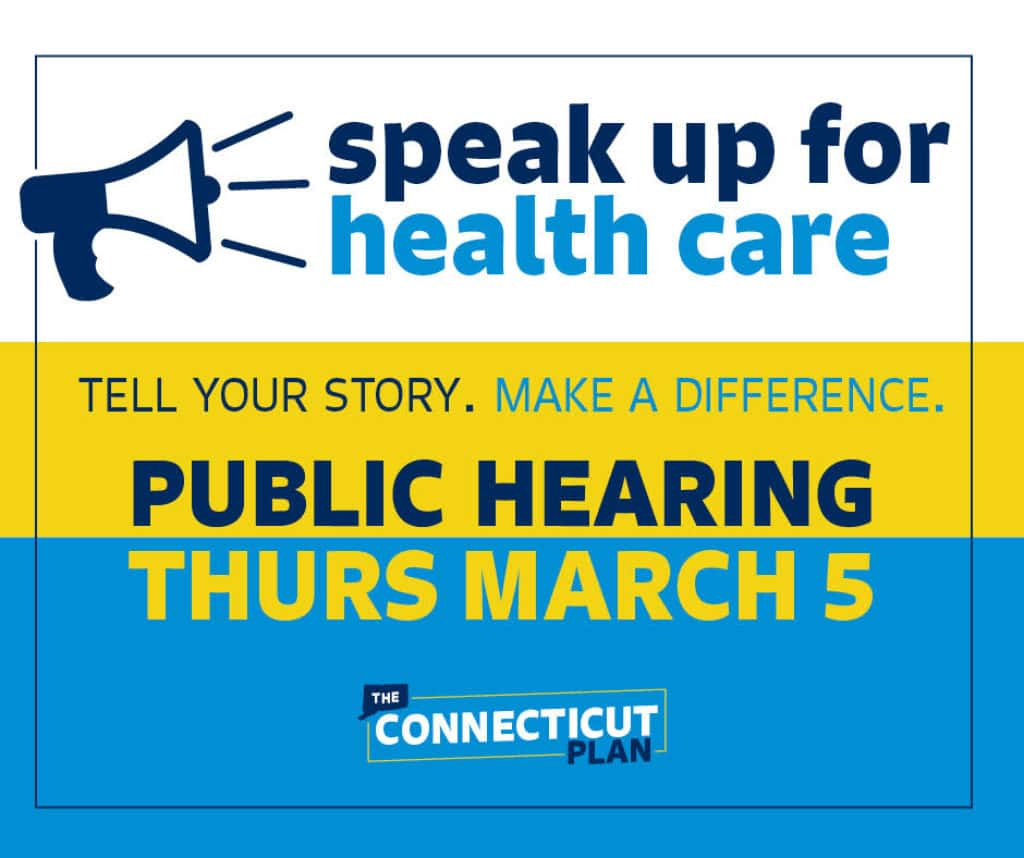 Speak Up for Health Care