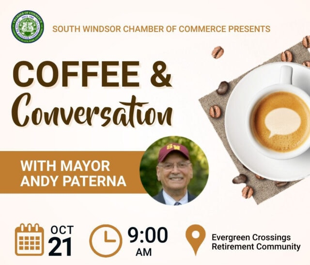 Coffee and Conversation with Mayor Paterna